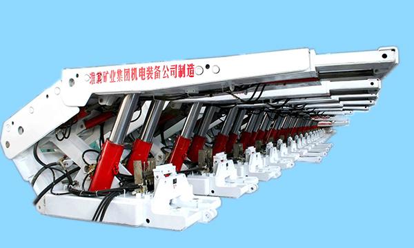 ZQY6800/19/40型液压支架